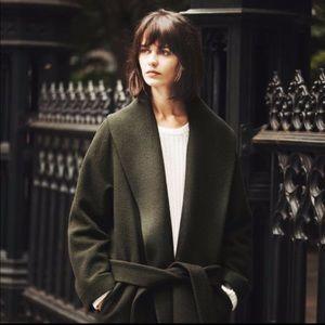 Club Monaco Rylie wool coat
